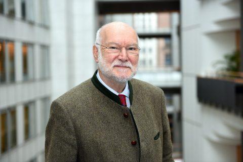 Prof. Dr. Joachim Starbatty (MdEP), Mitglied der Ludwig-Erhard-Stiftung
