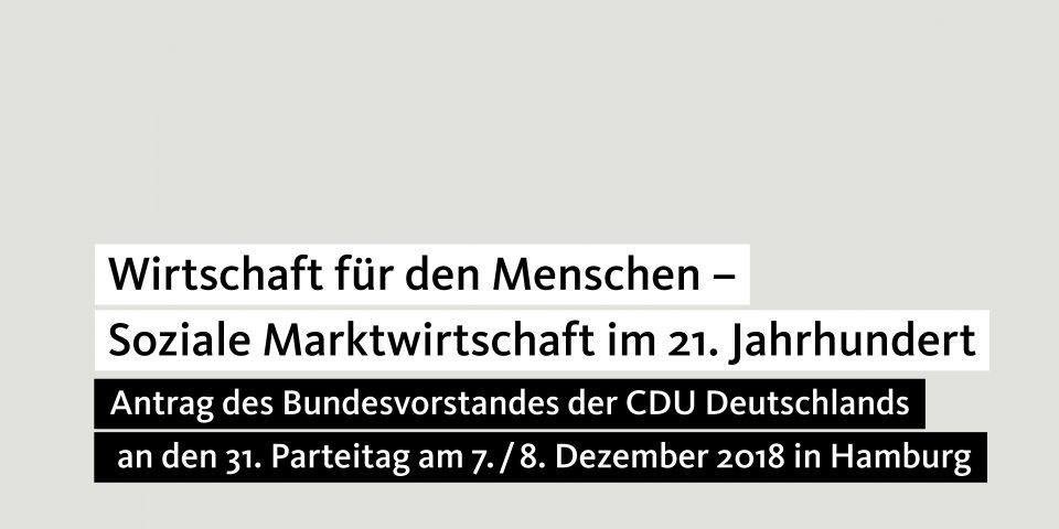 Eins, zwei, drei im Sauseschritt, läuft die Zeit … – die CDU läuft hinterher