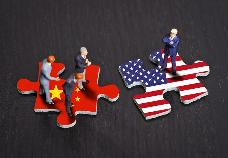 Amerikanisches Poltern gegen chinesische Gelassenheit?