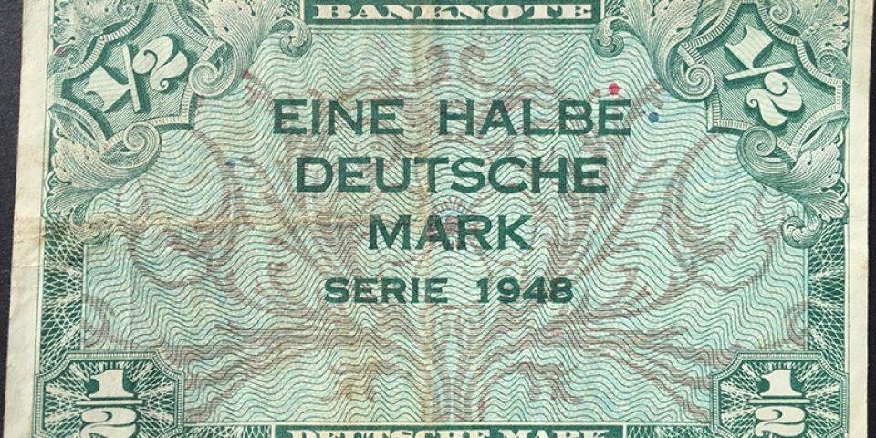 Herausforderung Währungsreform