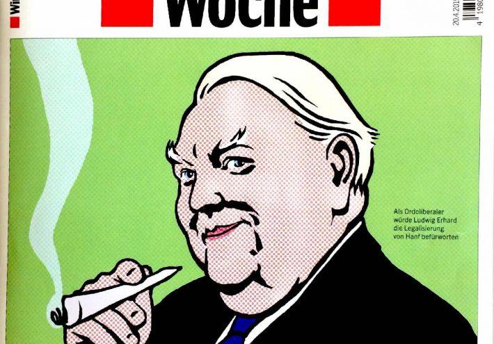 Etikettenschwindel mit Ludwig Erhard!