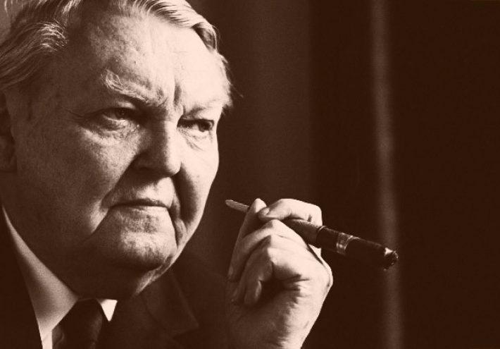 Helmut Schmidt über Ludwig Erhard
