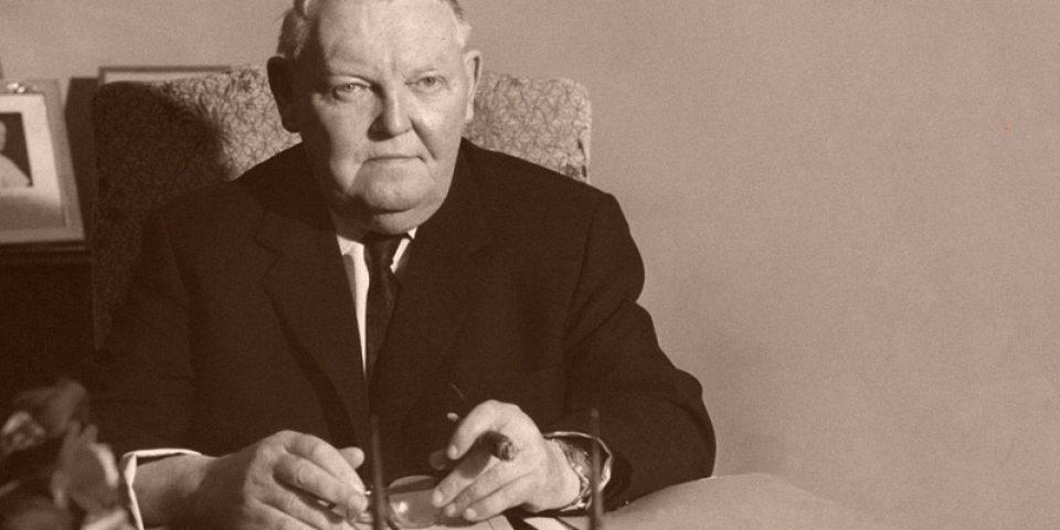 Erhards Wirtschaftsministerium: Ein Denkmal, kein lebendiges Erbe