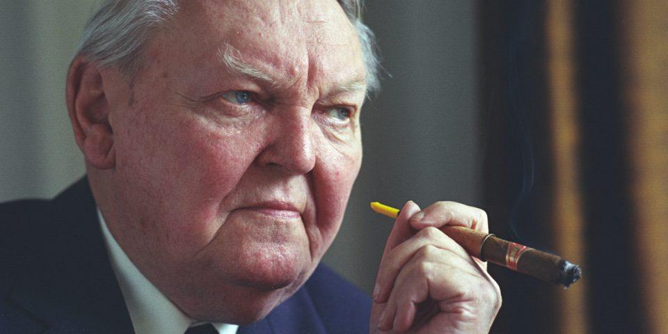 Zum Geburtstag von Ludwig Erhard