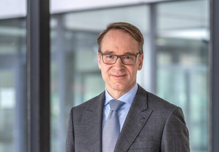 Jens Weidmann bei der Ludwig-Erhard-Stiftung