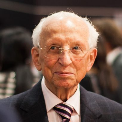 Prof. Dr. Artur Woll (*30.10.1923, †14.03.2020)